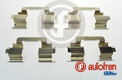 AUTOFREN SEINSA D42776A - Комплектующие, колодки дискового тормоза avtokuzovplus.com.ua