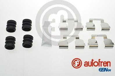 AUTOFREN SEINSA D42786A - Комплектующие, колодки дискового тормоза avtokuzovplus.com.ua