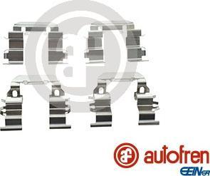 AUTOFREN SEINSA D42788A - Комплектующие, колодки дискового тормоза avtokuzovplus.com.ua