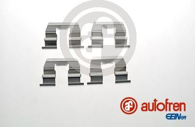 AUTOFREN SEINSA D42794A - Комплектующие, колодки дискового тормоза avtokuzovplus.com.ua