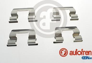 AUTOFREN SEINSA D42796A - Комплектующие, колодки дискового тормоза avtokuzovplus.com.ua