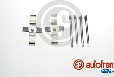 AUTOFREN SEINSA D42798A - Комплектующие, колодки дискового тормоза avtokuzovplus.com.ua