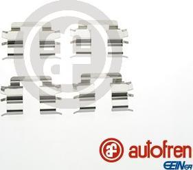 AUTOFREN SEINSA D42799A - Комплектующие, колодки дискового тормоза avtokuzovplus.com.ua