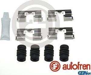 AUTOFREN SEINSA D42854A - Комплектующие, колодки дискового тормоза avtokuzovplus.com.ua