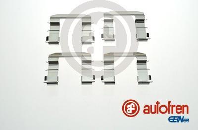 AUTOFREN SEINSA D42868A - Комплектующие, колодки дискового тормоза avtokuzovplus.com.ua