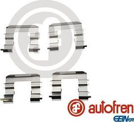 AUTOFREN SEINSA D42879A - Комплектующие, колодки дискового тормоза avtokuzovplus.com.ua