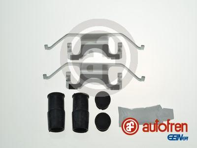 AUTOFREN SEINSA D42884A - Комплектующие, колодки дискового тормоза avtokuzovplus.com.ua