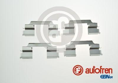 AUTOFREN SEINSA D42885A - Комплектующие, колодки дискового тормоза avtokuzovplus.com.ua