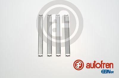 AUTOFREN SEINSA D42893A - Комплектующие, колодки дискового тормоза avtokuzovplus.com.ua