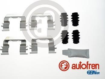 AUTOFREN SEINSA D42914A - Комплектующие, колодки дискового тормоза avtokuzovplus.com.ua