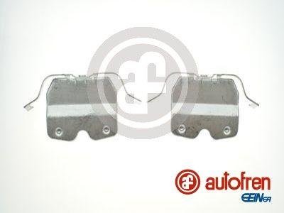 AUTOFREN SEINSA D42915A - Комплектующие, колодки дискового тормоза avtokuzovplus.com.ua