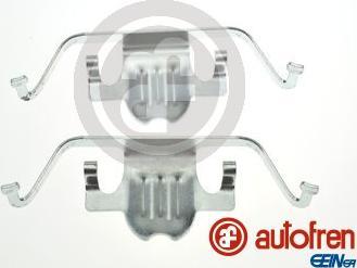 AUTOFREN SEINSA D42920A - Комплектующие, колодки дискового тормоза avtokuzovplus.com.ua