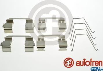 AUTOFREN SEINSA D42959A - Комплектующие, колодки дискового тормоза avtokuzovplus.com.ua