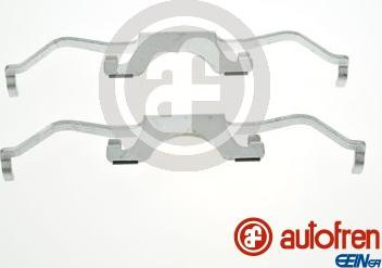 AUTOFREN SEINSA D42961A - Комплектующие, колодки дискового тормоза autodnr.net