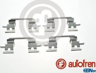 AUTOFREN SEINSA D42962A - Комплектующие, колодки дискового тормоза avtokuzovplus.com.ua