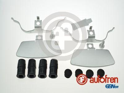 AUTOFREN SEINSA D42975A - Комплектующие, колодки дискового тормоза avtokuzovplus.com.ua