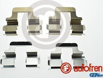 AUTOFREN SEINSA D42977A - Комплектующие, колодки дискового тормоза avtokuzovplus.com.ua