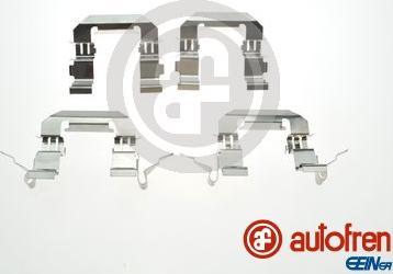 AUTOFREN SEINSA D42986A - Комплектующие, колодки дискового тормоза avtokuzovplus.com.ua