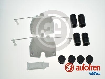 AUTOFREN SEINSA D42987A - Комплектующие, колодки дискового тормоза avtokuzovplus.com.ua