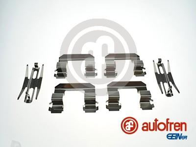 AUTOFREN SEINSA D42988A - Комплектующие, колодки дискового тормоза avtokuzovplus.com.ua
