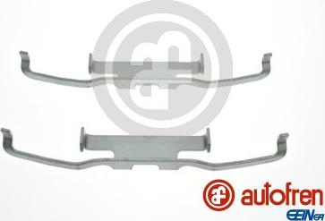 AUTOFREN SEINSA D42994A - Комплектующие, колодки дискового тормоза avtokuzovplus.com.ua