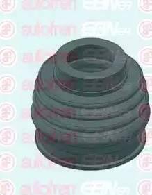 AUTOFREN SEINSA D8 035 - Комплект пылника, приводной вал autodnr.net