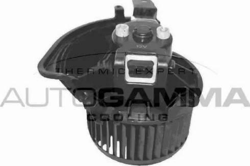 Autogamma GA20094 - Вентилятор салона car-mod.com