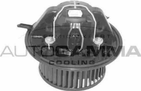 Autogamma GA36018 - Вентилятор салона car-mod.com