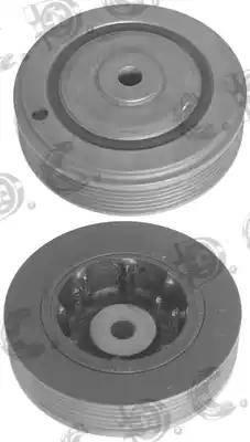 Autokit 03.90095 - Ременный шкив, коленчатый вал autodnr.net
