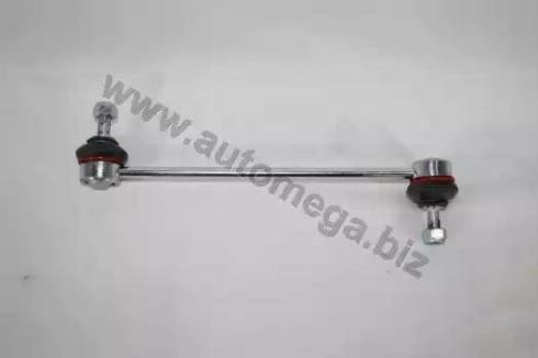 Automega 110103910 - Тяга / стійка, стабілізатор autocars.com.ua