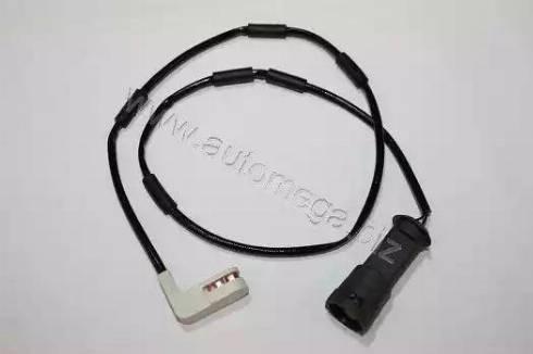 Automega 120079410 - Сигнализатор, износ тормозных колодок autodnr.net