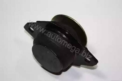 Automega 130030010 - Подушка, підвіска двигуна autocars.com.ua
