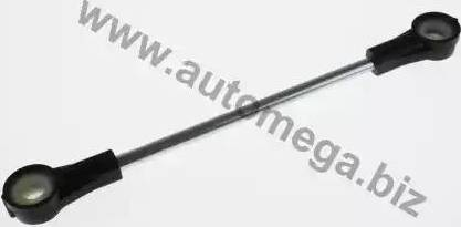 Automega 130034210 - Шток вилки перемикання передач autocars.com.ua