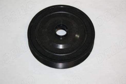 Automega 130081710 - Ременный шкив, коленчатый вал car-mod.com