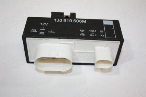 Automega 150039910 - Блок управления, эл. вентилятор (охлаждение двигателя) car-mod.com