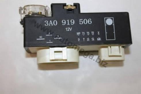 Automega 3091905063A0 - Реле, продольный наклон шкворня вентилятора car-mod.com