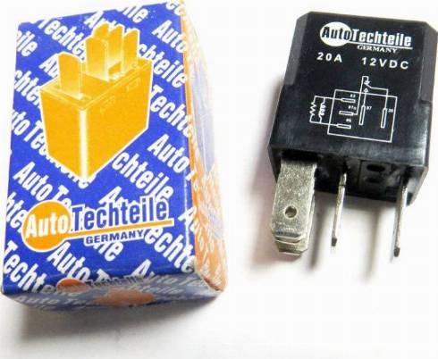 AUTOTECHTEILE 5492 - Многофункциональное реле autodnr.net