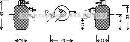 Ava Quality Cooling msd003 - Осушитель, кондиционер autodnr.net