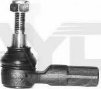 AYD 9100839 - Наконечник рульової тяги, кульовий шарнір autocars.com.ua
