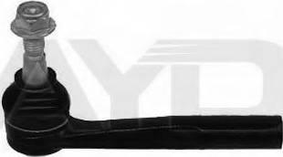 AYD 9101867 - Наконечник рульової тяги, кульовий шарнір autocars.com.ua
