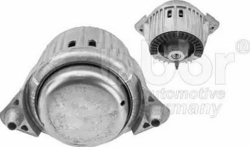 BBR Automotive 001-10-18298 - Подушка, підвіска двигуна autocars.com.ua
