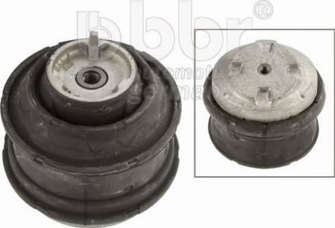 BBR Automotive 001-10-19383 - Подушка, подвеска двигателя car-mod.com