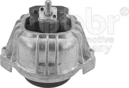 BBR Automotive 001-10-19782 - Подушка, підвіска двигуна autocars.com.ua