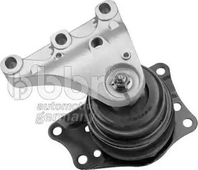 BBR Automotive 002-30-03930 - Подвеска, двигатель autodnr.net
