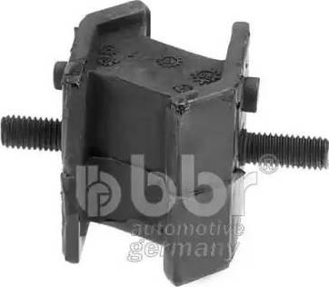 BBR Automotive 003-30-13884 - Подвеска, ступенчатая коробка передач autodnr.net