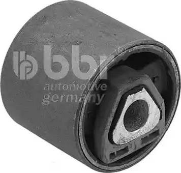 BBR Automotive 003-50-12907 - Подвеска, рычаг независимой подвески колеса autodnr.net