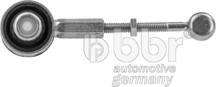 BBR Automotive 027-30-08187 - Ремкомплект, важіль перемикання autocars.com.ua