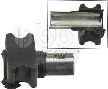 BBR Automotive 027-50-02386 - Втулка стабілізатора, нижній сайлентблок autocars.com.ua