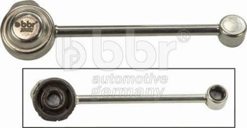 BBR Automotive 027-50-03590 - Ремкомплект, важіль перемикання autocars.com.ua
