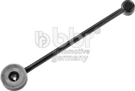 BBR Automotive 0275003591 - Шток вилки перемикання передач autocars.com.ua